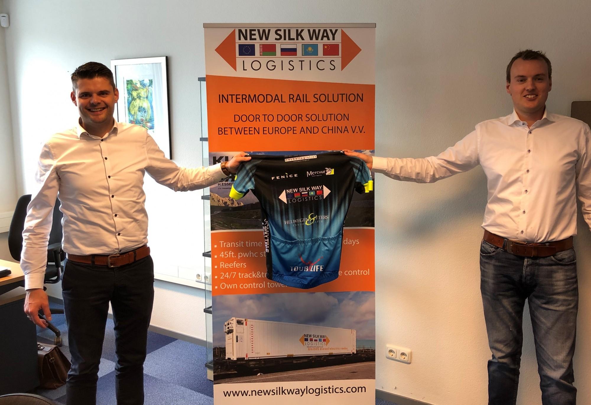 New Silk Way Logistics sponsors Tour for Life 2021!