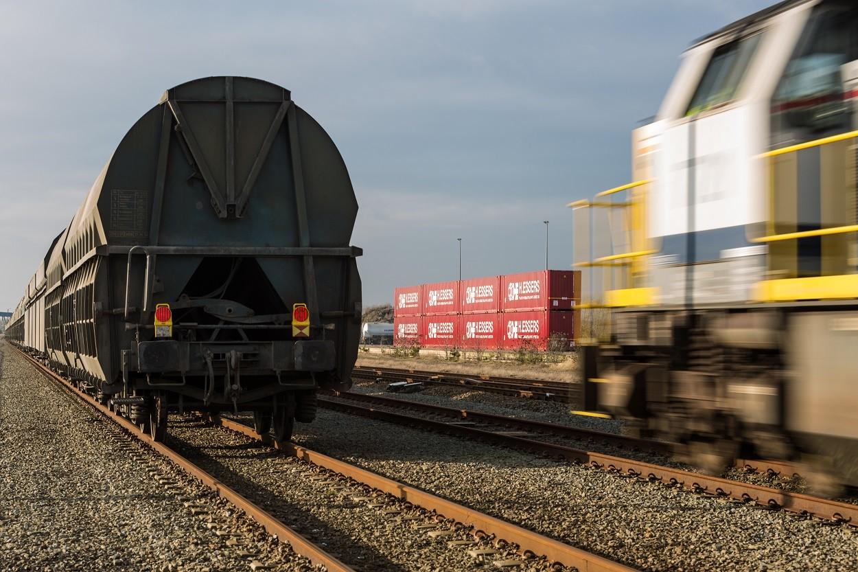 E-Rail China