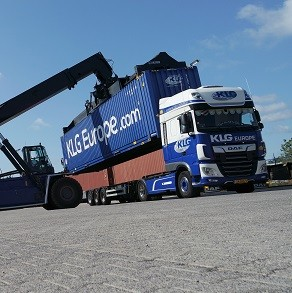 Agreement to transfer ownership of KLG Europe to Sinotrans Limited